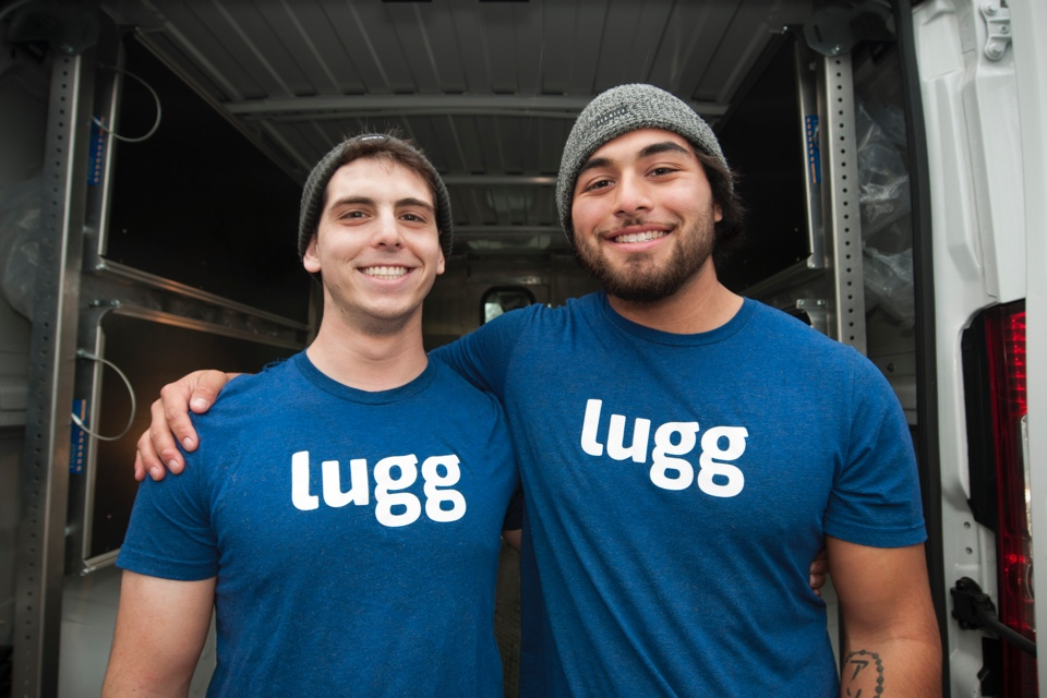 Lugg: On-Demand Moving & Furniture Delivery