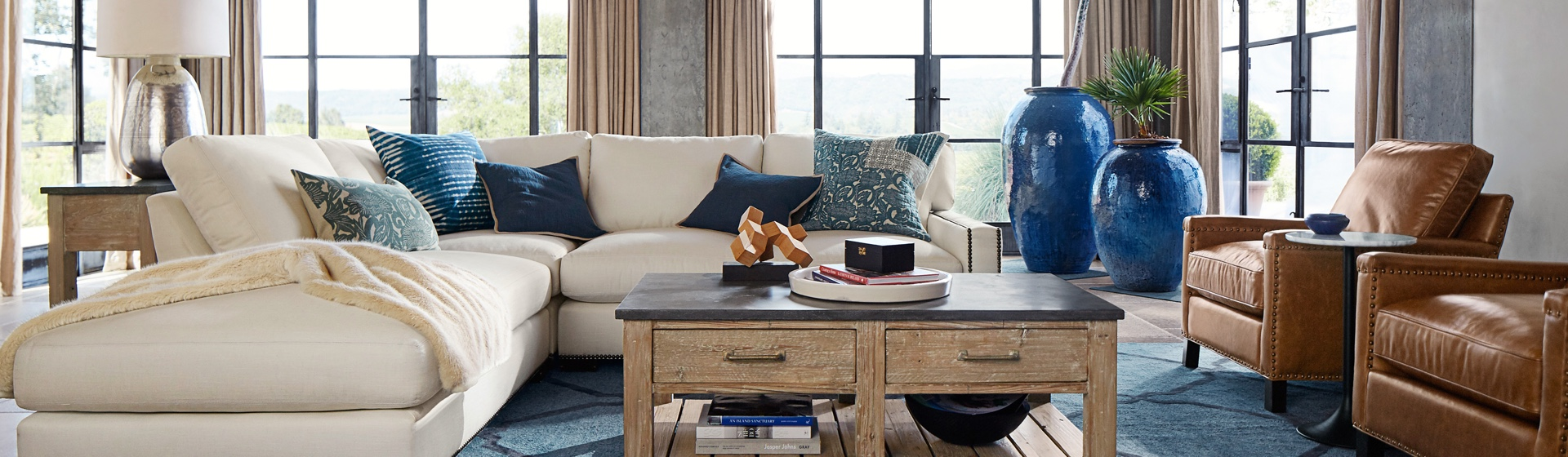Pottery Barn Delivery Lugg
