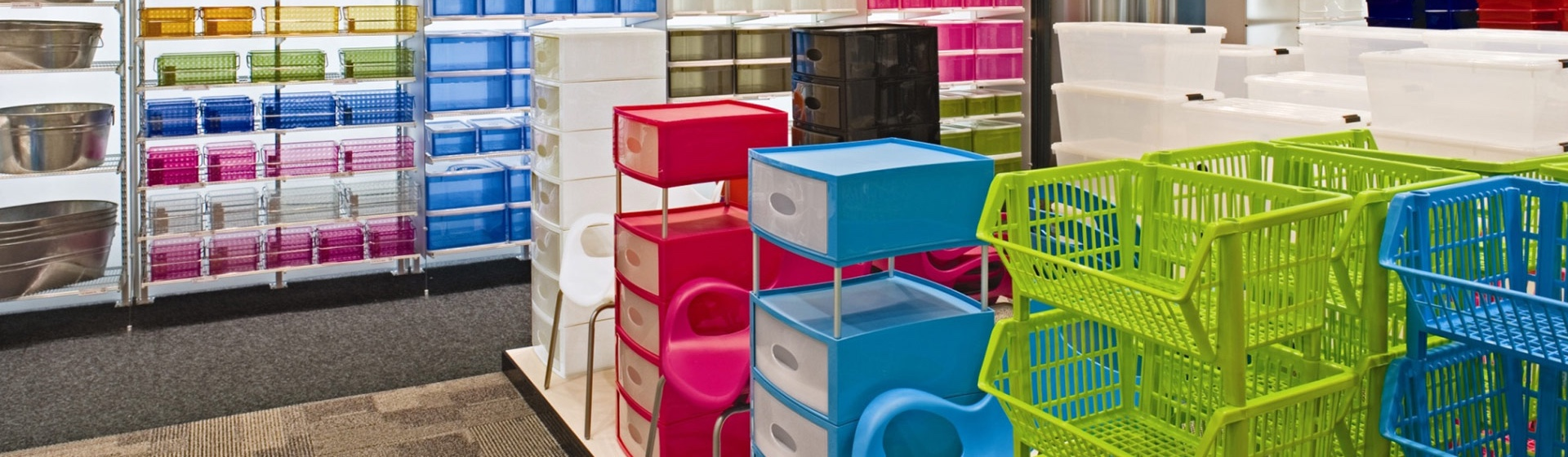 The Container Store Delivery   Lugg